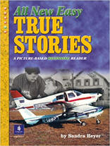 All New Easy True Stories: A Picture-Based Beginner Reader from ESLgold.com