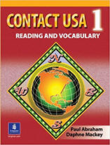 Contact USA 1: Reading and Vocabulary from ESLgold.com
