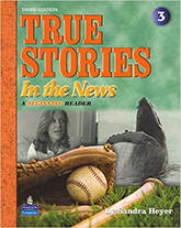 True Stories in the News: A Beginning Reader from ESLgold.com