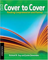 Cover to Cover 1 Student Book: Reading Comprehension and Fluency from ESLgold.com