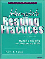 Intermediate Reading Practices - Building Reading and Vocabulary Skills from ESLgold.com
