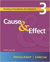 Cause & Effect (Reading & Vocabulary