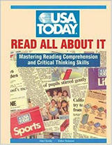 USA Today Read All About It: Mastering Reading Comprehension and Critical Thinking Skills from ESLgold.com