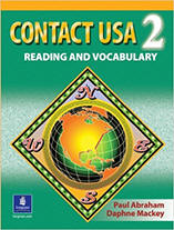 Contact USA 2: Reading and Vocabulary from ESLgold.com