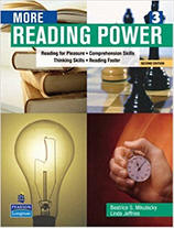 More Reading Power: Reading for Pleasure, Comprehension Skills, Thinking Skills, Reading Faster from ESLgold.com