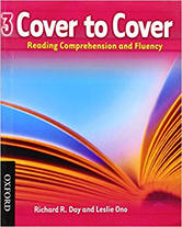 Cover to Cover 3 Student Book: Reading Comprehension and Fluency from ESLgold.com