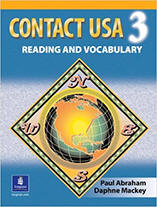 Contact USA 3: Reading and Vocabulary from ESLgold.com