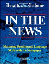 In the News: Mastering Reading and Language Skills with the Newspaper from ESLgold.com