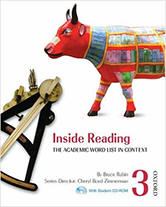Inside Reading 3 Student Book Pack: The Academic Word List in Context from ESLgold.com