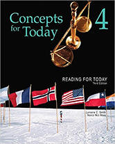 Reading for Today 4: Concepts for Today from ESLgold.com