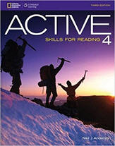 ACTIVE Skills for Reading 4 from ESLgold.com