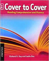 Cover to Cover 3 Student Book: Reading Comprehension and Fluency 1St edition by Day, Richard, Ono, Leslie (2007) Paperback from ESLgold.com