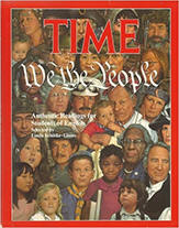 Time: We the People: Authentic Readings for Students of English (Student Text) from ESLgold.com