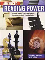 Advanced Reading Power: Extensive Reading, Vocabulary Building, Comprehension Skills, Reading Faster from ESLgold.com